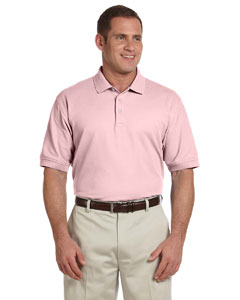 Men's  Pima Pique Short-Sleeve Polo