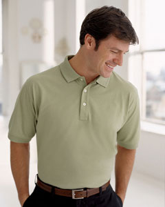 Men's  Tanguis Cotton Pique Polo
