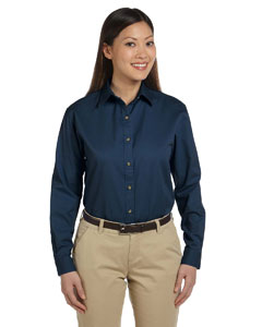 Ladies  Long-Sleeve Titan Twill