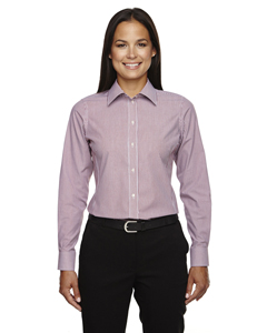 Ladies Crown Collection Banker Stripe
