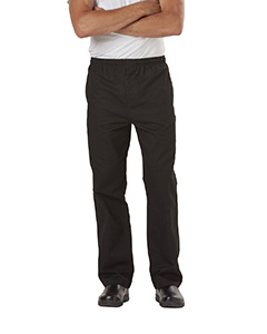Men's Traditional Baggy Zipper Fly Pant