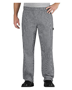 Chef Pant with Patch Pockets