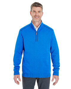 Men's Manchester Fully-Fashioned Half-Zip Sweater