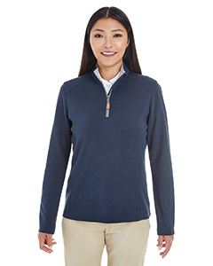 Ladies' DRYTEC20™ Performance Quarter-Zip