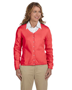 Ladies  Stretch Everyday Cardigan Sweater