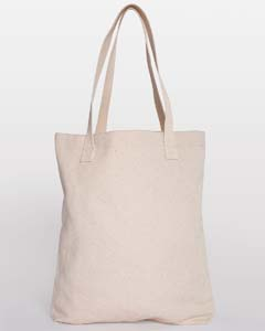 Bul`Denim Woven Cotton Tote