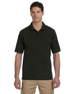 6.5 oz. 100% Organic Cotton Pique Polo