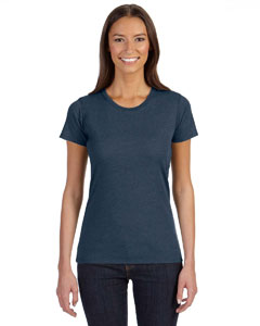 Ladies 4.25 oz. Blended Eco T-Shirt
