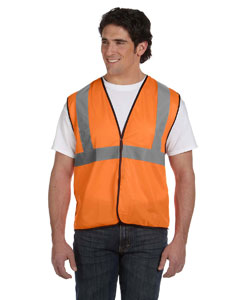 Value Solid Vest Class 2
