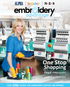 Embroidery Advantage Catalog