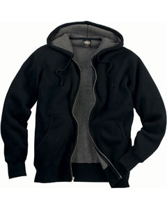 Men's Sherpa Lined Ful`Zip Hooded Thermal
