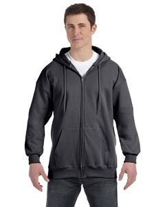 10 oz. Ultimate Cotton® 90/10 FulmZip Hood