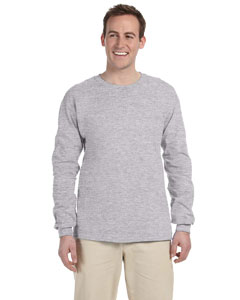 6.1 oz. Ultra Cotton®  Long-Sleeve T-Shirt