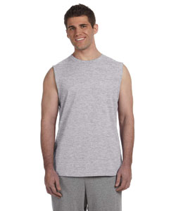 6.1 oz. Ultra Cotton® Sleeveless T-Shirt