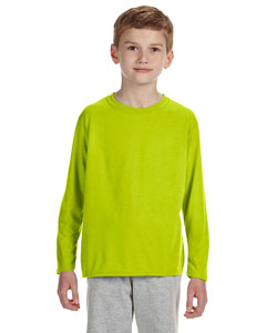 Youth 4.5 oz. Performance Long-Sleeve T-Shirt
