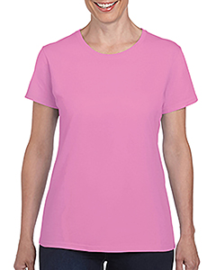 Ladies  5.3 oz. Heavy Cotton Missy Fit T-Shirt