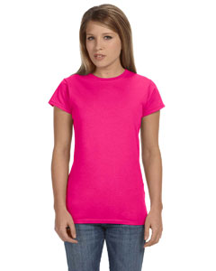 Ladies  4.5 oz. SoftStyle Junior Fit T-Shirt