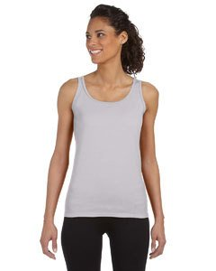 Ladies  4.5 oz. SoftStyle Junior Fit Tank Top