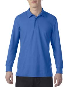Drybelnd Double Pique Long-Sleeve Polo