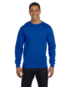 DryBlend™ 5.6 oz. 50/50 Long-Sleeve T-Shirt