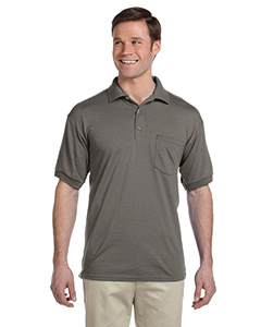 5.6 oz. DryBlend™ 50/50 Jersey Polo with Pocket