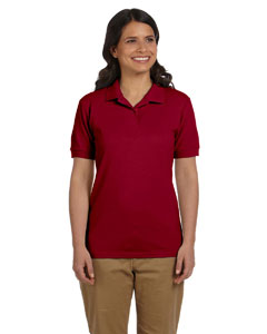 Ladies  6.5 oz. DryBlend™ Pique Sport Shirt