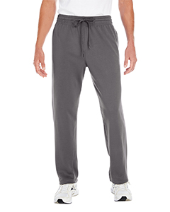 Adult Performance® 7.2 oz Tech Open Bottom Sweatpants with P
