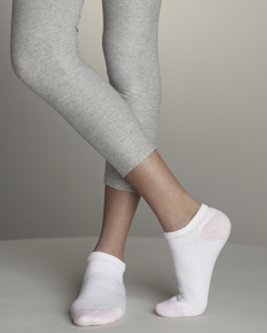 Ladies  No-Show Socks