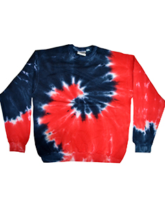 Adult Tie-Dyed Fleece