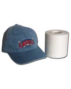 Heavy Weight Cap Backing