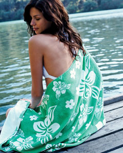 Costa Verde Beach Towel