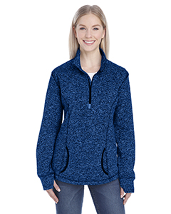 Ladies' Cosmic 1/4-Zip Fleece