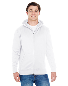 Adult Adult Glow Full-Zip Hood