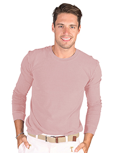 Adult 4.8 oz. Cotton Long-Sleeve T-Shirt