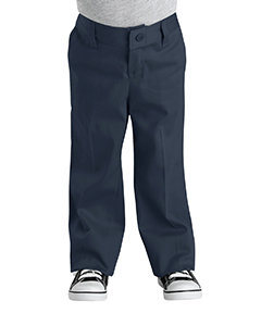 Girl's  Classic Fit Straight-Leg Twill Stretch Pant