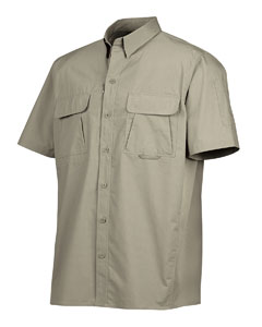 4.5 oz. Ripstop Ventilated Tactica`Shirt