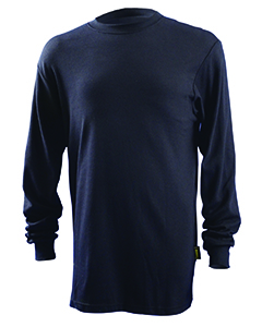 Men\'s Classic Flame Resistant Long Sleeve HRC 2 T-Shirt