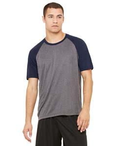 Men's Performance Short-Sleeve Raglan T-Shirt