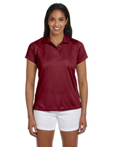 Ladies  4 oz. Polytech Polo