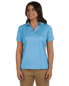 Ladies  Micro-Pique Polo