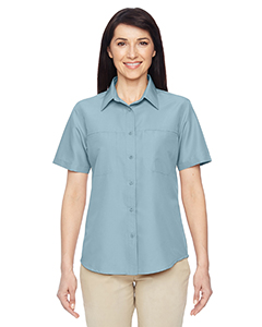 Ladies Key West Short-Sleeve Performance Staff Shirt