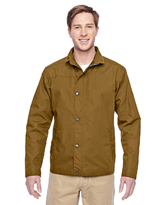 Adult Auxiliary Canvas Work Jacket