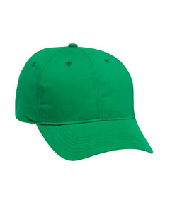 6-Pane`Structured Cotton Twil`Cap