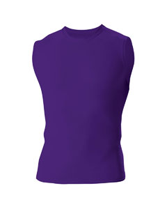 Adult Compression Muscle Tee