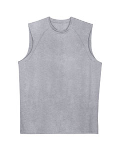 Adult 2-Way Stretch Performance Muscle Tee