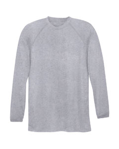 Adult 2-Way Stretch Long Sleeve Performance Tee