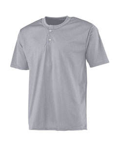 Adult 2-Button Mesh Henley