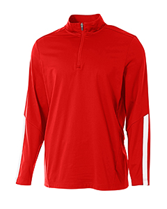 Adult League 1/4 Zip Jacket