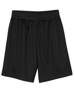 Adult Nine Inch Inseam Lined Micromesh Short