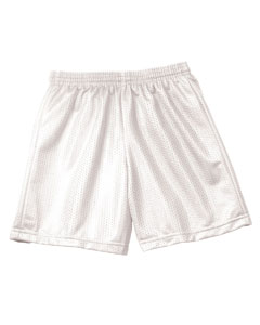 Adult Five Inch Inseam Mesh Short